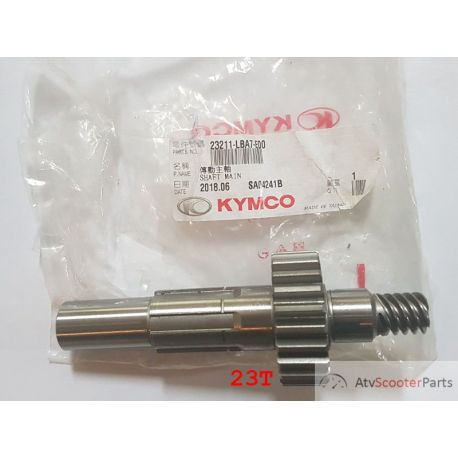SHAFT MAIN - 23211-LBA7-E00