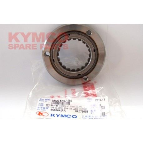 ONE WAY CLUTCH STARTER ASSY - 28120-KHE7-E00