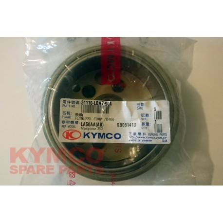 FLYWHEEL COMP /D406 - 31110-LBA7-90A