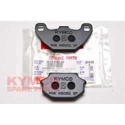 BRAKE PAD SET - 45105-KFA6-305