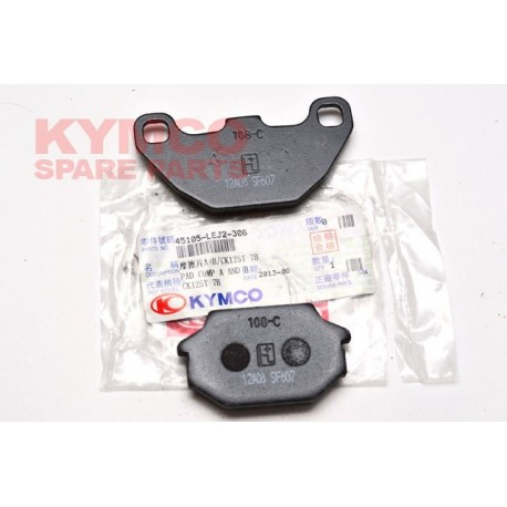 BRAKE PAD SET - 45105-LEJ2-306
