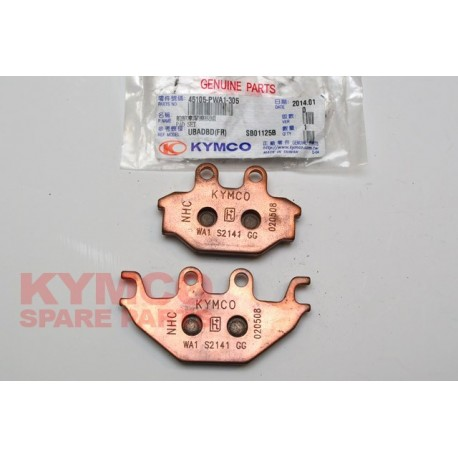 BRAKE PAD SET - 45105-PWA1-305