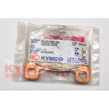 BRAKE PAD SET - 45105-PWB1-305