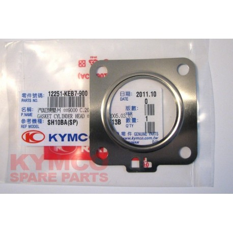 CYLINDER HEAD GASKET - 12251-KEB7-900