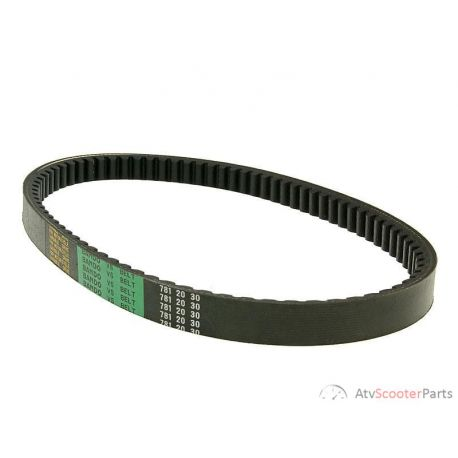 Drive Belt Bando for Kymco Agility, Movie, Super 8 125