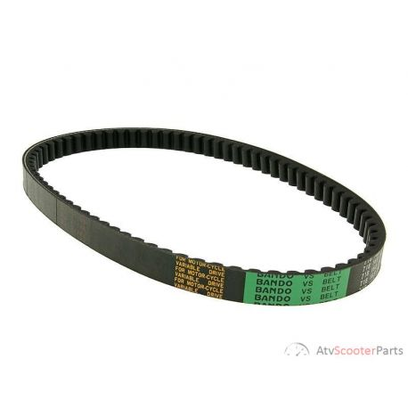 Drive Belt Bando for Piaggio Sfera, Zip Base