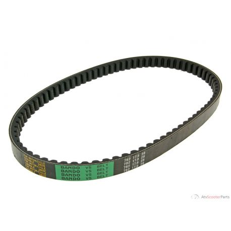 Drive Belt Bando for Peugeot 100 2-strokes 2000-