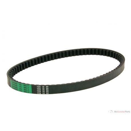 Drive Belt Bando 729-18-30 for 139QMB, QMA 12 Zoll