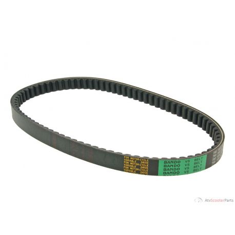 Drive Belt Bando for SYM Euro MX, RS Shark 125, 150ccm