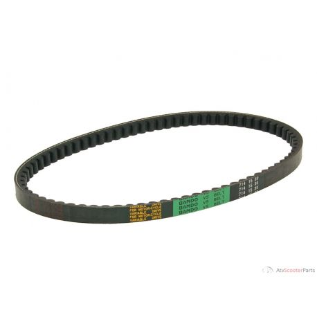 Drive Belt Bando for Honda NH Lead 50 87-95, Peugeot SC Metropolis 50 -1991