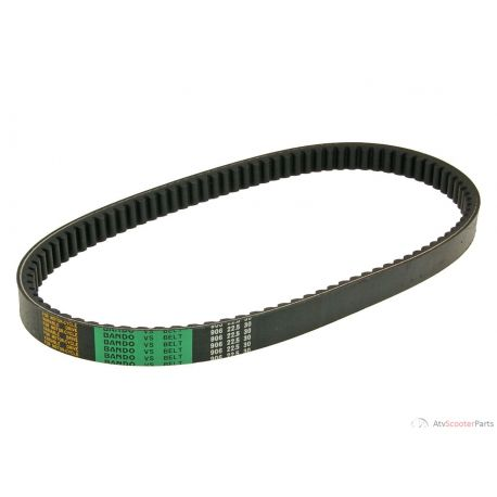 Drive Belt Bando for Honda, Malaguti, Keeway 125, 150ccm