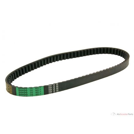 Drive Belt Bando Type 804mm for Piaggio long