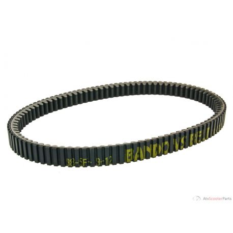 Drive Belt Bando for Aprilia Atlantic 500 01-04, Piaggio X9 500 00-03