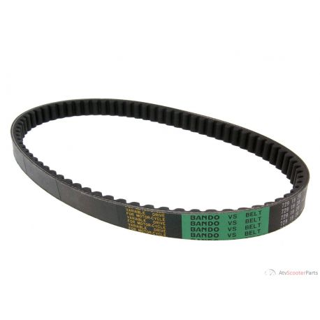 Drive Belt Bando Type 732mm for Piaggio short