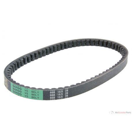 Drive Belt Bando for Hyosung SB50, Avanti, PGO Big Max, Comet, T-Rex