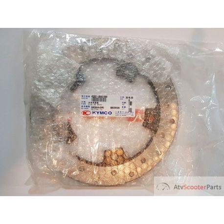 Brake Disk - 43351-LBA2-E00