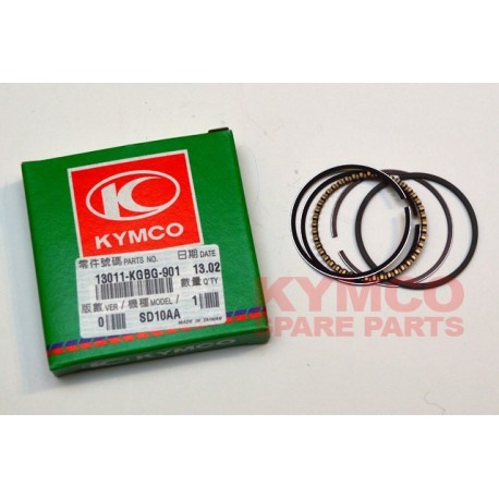 PISTON RINGS SET - 13011-KGBG-901