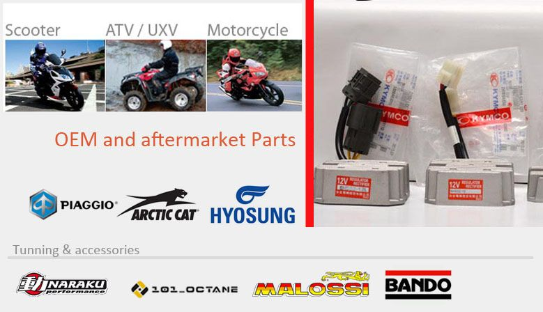 Other brands parts