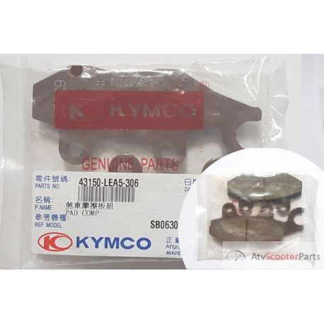 BRAKE PADS SET - 43150-LEA5-306