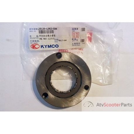 ONE WAY CLUTCH STARTER ASSY - 28120-LDB2-C00