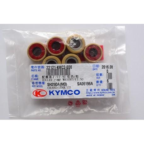 ROLLER COMP WEIGHT SET - 22121-KKC2-E00