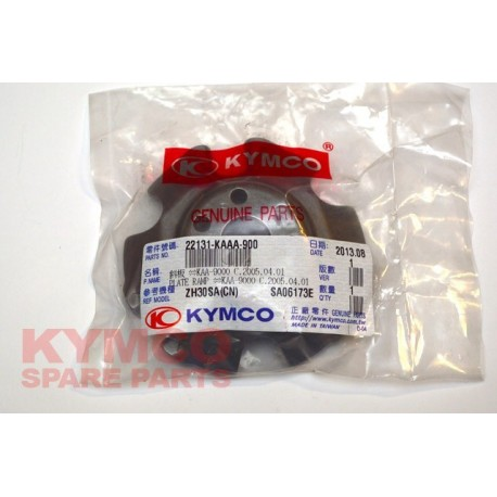 PLATE RAMP - 22131-KAAA-900