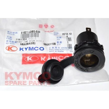 Socket Comp DC 12V - 31601-LDB5-E00
