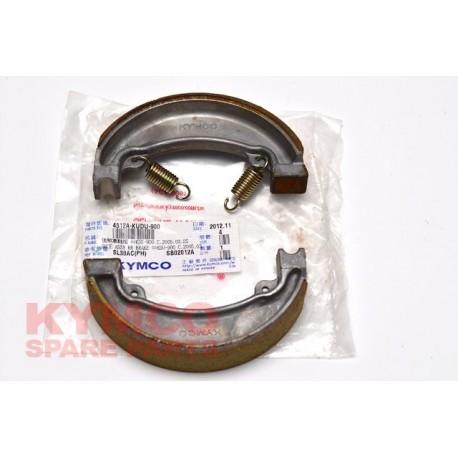 SHOE ASSY REAR BRAKE - 4312A-KUDU-900