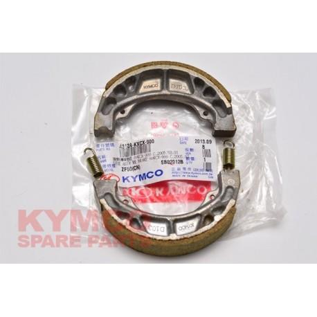SHOE ASSY REAR BRAKE - 4312A-KXCX-900