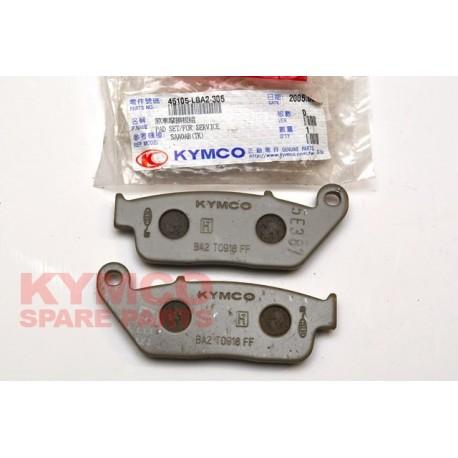 BRAKE PAD SET - 45105-LBA2-305