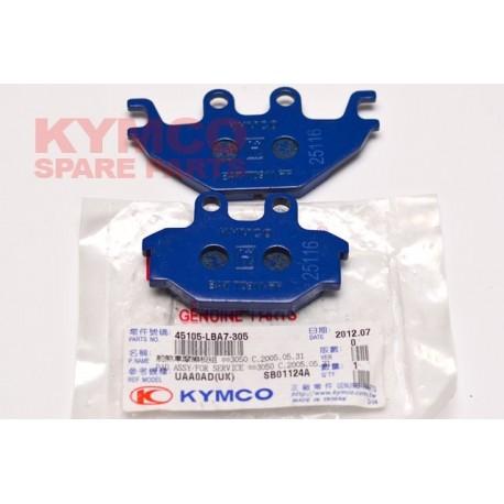 BRAKE PAD SET - 45105-LBA7-305