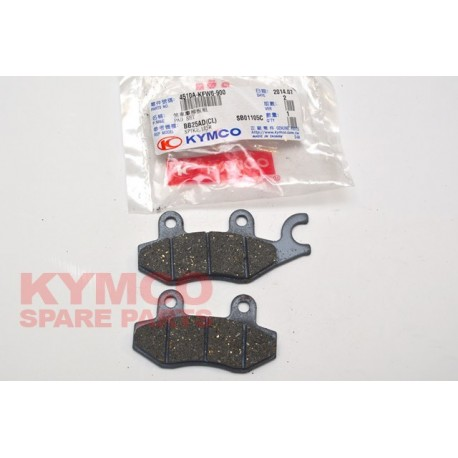 BRAKE PAD SET - 4510A-KFW6-900