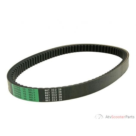 Drive Belt Bando for Suzuki Burgman 200ccm 2007-