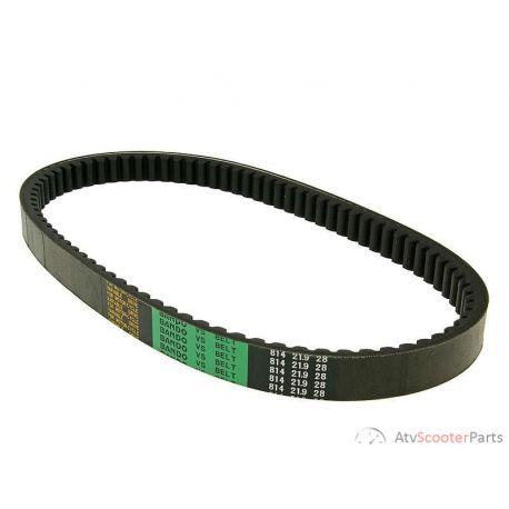 Drive Belt Bando for Aprilia, Benelli, Italjet, Malaguti, MBK, Yamaha
