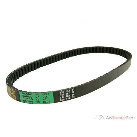 Drive Belt Bando for Aprilia Mojito, Piaggio Liberty, Hexagon 125ccm 4-strokes 99-02