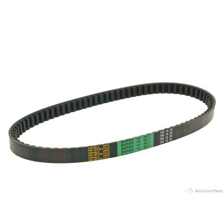 Drive Belt Bando for Aprilia, Gilera, Piaggio long