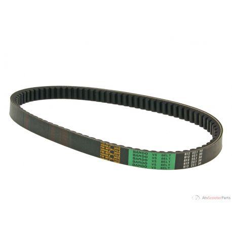 Drive Belt Bando for Piaggio 125ccm 2-strokes (DD)
