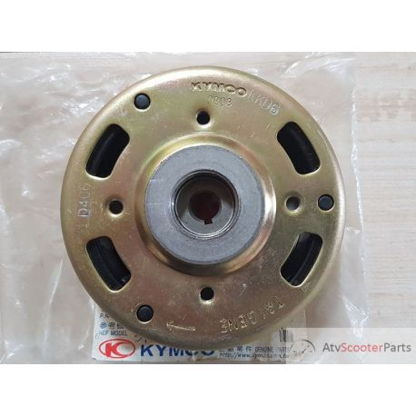 FLYWHEEL COMP D406 - 31110-KKD6-E0B