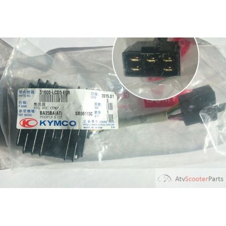 REG REC COMP - 31600-LCD3-E0B
