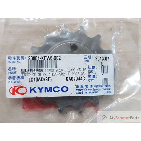 SPROCKET DRIVE 14T - 23801-KFW6-902