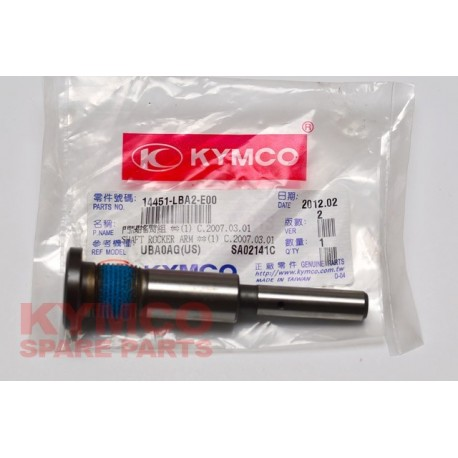Shaft Rocker Arm 14451-LBA2-E00